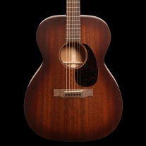 Martin 00015M 15-Series Mahogany Auditorium Acoustic Guitar w/ Case
