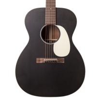 Martin 00017 17-Series Black Smoke Auditorium Acoustic Guitar w/ Case