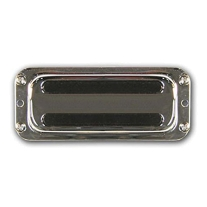 Rickenbacker Toaster Pickup Assembly Chrome (00030)