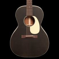 Martin 00L17 17-Series Acoustic Guitar Black Smoke w/ Case