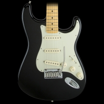 Fender Artist Series The Edge Stratocaster Black w/ Case