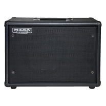"Mesa Boogie Widebody Compact - 90-Watt 1x12"" Guitar Cabinet - Black"