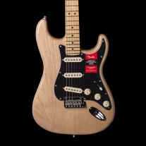 Fender American Professional Stratocaster Electric Guitar Natural w/ Case