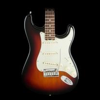 Fender American Elite Stratocaster, Rosewood - 3 Color Sunburst