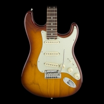 Fender American Elite Stratocaster- Tobacco Sunburst (Ash), Rosewood