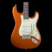 Fender American Elite Stratocaster- Autumn Blaze Metallic, Rosewood