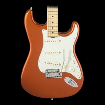 Fender American Elite Stratocaster, Maple Fingerboard, Autumn Blaze Metallic