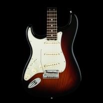 Fender American Elite Stratocaster Left-Hand, Rosewood - 3-Color Sunburst