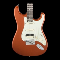 Fender American Elite Stratocaster HSS Shawbucker - Autumn Blaze Metallic, RW