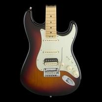 Fender American Elite Stratocaster HSS - 3 Color Sunburst, Maple