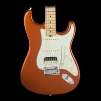 Fender American Elite Stratocaster HSS Shawbucker - Autumn Blaze Metallic, Maple