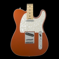 Fender American Elite Telecaster - Autumn Blaze Metallic, Maple Fingerboard