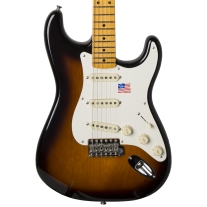 Fender Eric Johnson Signature Strat in Sunburst Finish