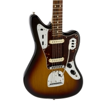 Fender Classic Player Jaguar Special Electric Guitar 3-Tone Sunburst