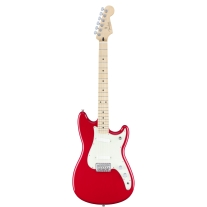 Fender Offset Duo-Sonic Torino Red Electric Guitar