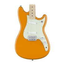 Fender Duo Sonic Maple Fingerboard Capri Orange