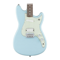 Fender Duo-Sonic HS - Daphne Blue, Rosewood Fingerboard