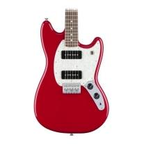 Fender Mustang 90 - Torino Red, Rosewood Fingerboard