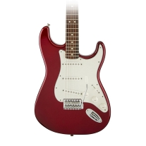 Fender Standard Stratocaster Candy Apple Red Electric Guitar