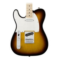 Fender Left-Handed Standard Telecaster - Brown Sunburst Finish