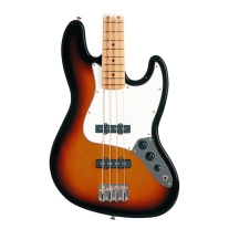 Fender Mexican Standard Jazz Bass In Brown Sunburst (2011)