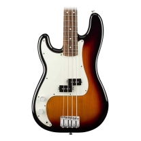 Fender Player Precision Bass - Pau Ferro LH Fingerboard - 3 Color Sunburst