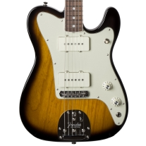 Fender Parallel Universe Jazz Telecaster in 2 Tone Sunburst