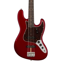 Fender American Original 60's Jazz Bass 4 String Bass in Candy Apple Red