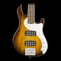 Fender American Elite Dimension™ Bass V HH Rosewood Fingerboard Violin Burst