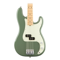 Fender American Professional Precision Bass - Antique Olive, Maple Fingerboard