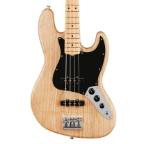 Fender American Professional Jazz Bass 4 String Bass in Natural