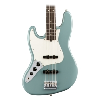 Fender American Professional Jazz Bass, Left-Handed - Sonic Gray