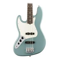 Fender American Professional Jazz Bass, Left-Handed - Sonic Gray