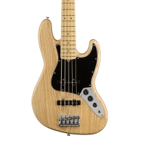 Fender American Pro Jazz Bass V Natural w/ Case