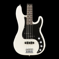 Fender American Elite Precision Bass, Rosewood Fingerboard, Olympic White
