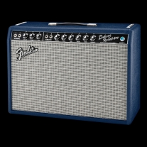 Fender '65 Deluxe Reverb® Navy Blues Limited Edition Amplifier