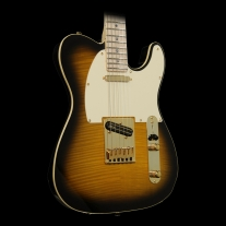 Fender Richie Kotzen Telecaster Brown Sunburst Maple Neck w/ Gig Bag