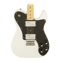 Squier By Fender Vintage Modified Telecaster Deluxe Olympic White