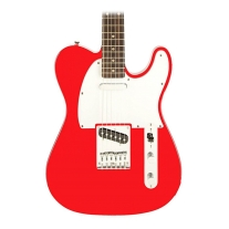 Squier Affinity Series Telecaster Electric Guitar In Race Red