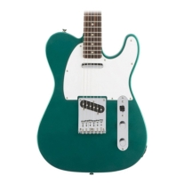 Squier Affinity Series Telecaster Electric Guitar In Race Green