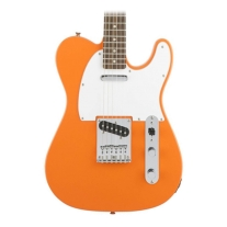 Squier Affinity Series Telecaster Electric Guitar In Competition Orange