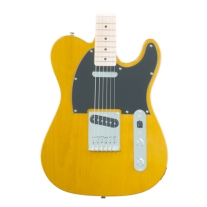 Squier By Fender Affinity Telecaster Special Guitar in Butterscotch Blonde