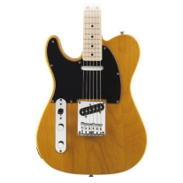 Fender Squier Affinity Tele Special Left Handed Electric Guitar in Butterscotch