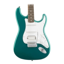 Fender Squier Affinity Series Stratocaster HSS - Race Green