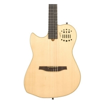 Godin Multiac Nylon SA Left Natural HG w/ Gig Bag