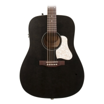 Art and Lutherie Americana Faded Black Guitar