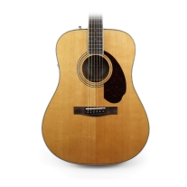 Fender Paramount PM1 Standard Dreadnought Acoustic Electric Natural