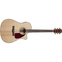 Fender CD220SCE Solid Top Dreadnought Acoustic Guitar