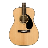 Fender Cc-60S Acoustic Guitar Natural