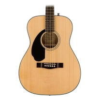 Fender Cc-60S Lh Left-Handed Acoustic Guitar Natural